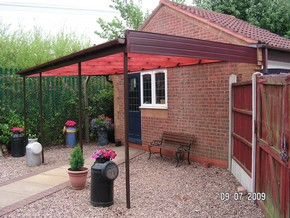 patio canopies